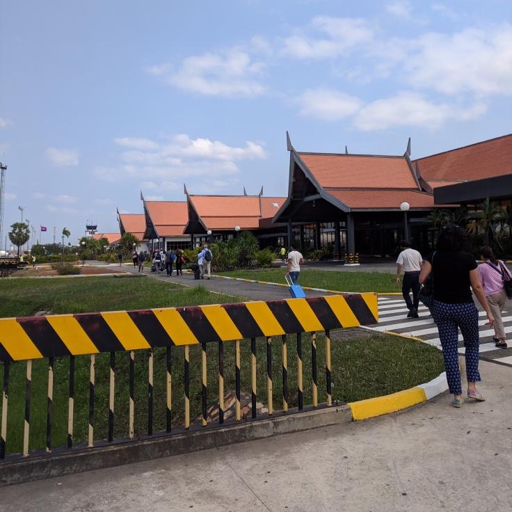 Flughafen Siem Riep