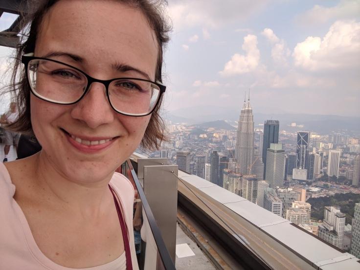Petronas Towers & me
