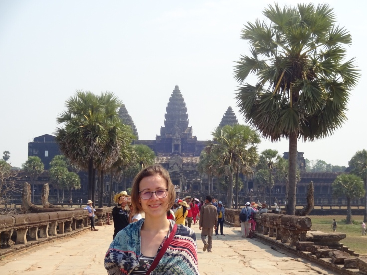 Angkor Wat & ich