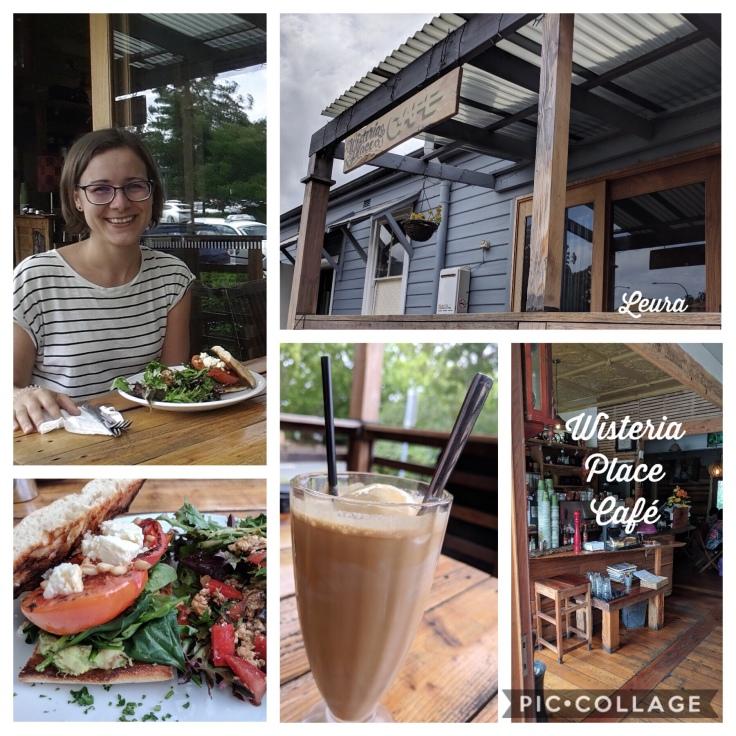 Wisteria Place Café Leura