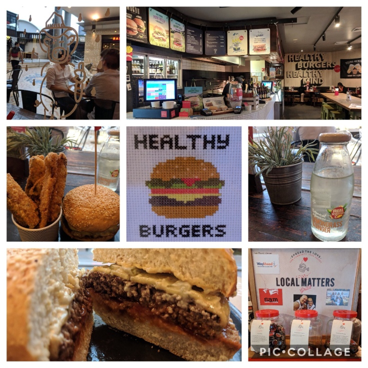 Healthy Burgers Sydney
