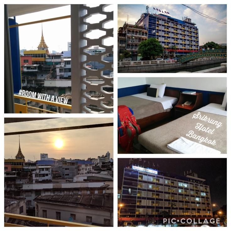 Srikrung Hotel Bangkok