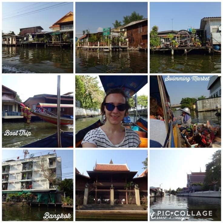 Boot Trip Chao Praya