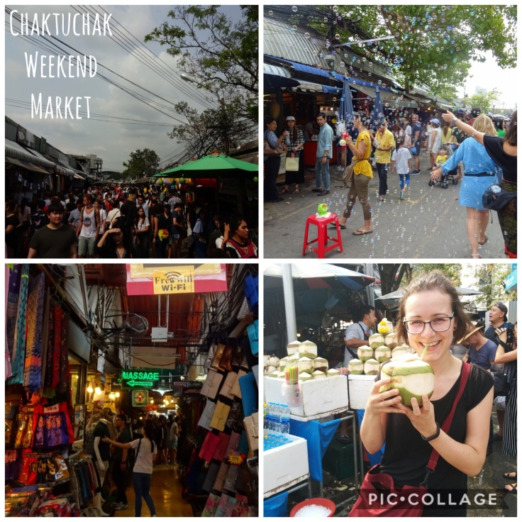 Chaktuchak Weekend Market