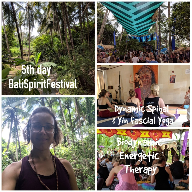 5th Day at BaliSpiritFestival